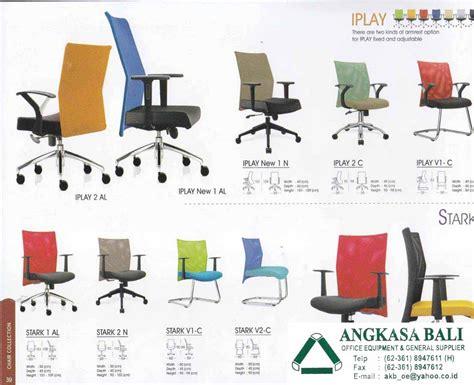 Kursi Kantor Di Jogja angkasa bali jual kursi kantor meja kerja furniture