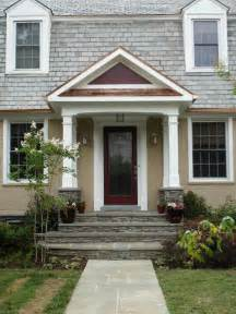 Colonial Front Porch Designs by Gallery For Gt Colonial Portico Plans
