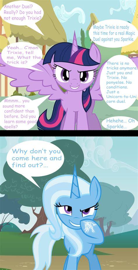 Trixie Meme - trixie s new skill my little pony friendship is magic