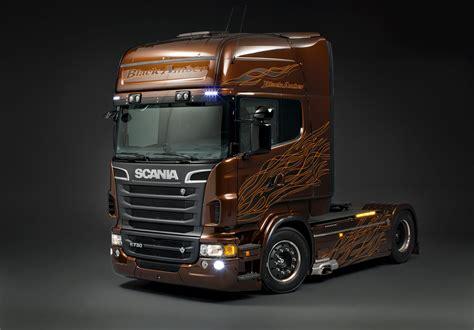scania v8 black logistics trucking transport