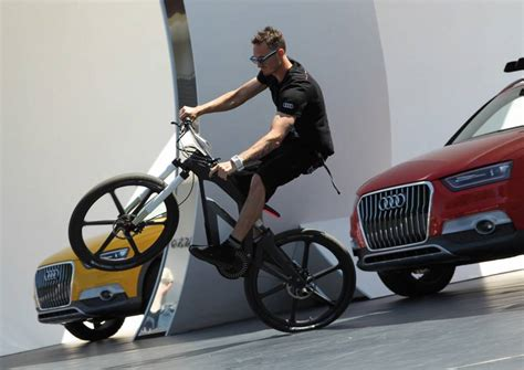 audi e bikes eight e bikes built by car companies the globe and mail