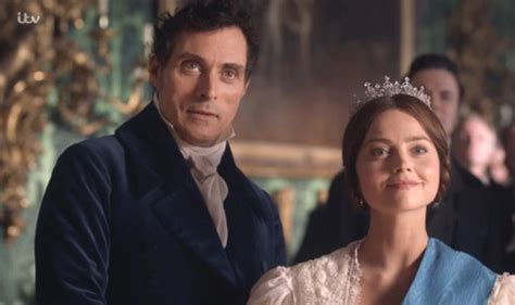 rufus sewell tv shows viewers don t want albert to show up on itv s victoria