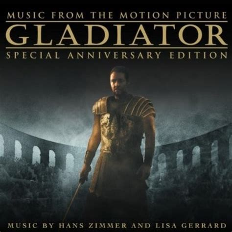 gladiator film uk rating film music site gladiator soundtrack lisa gerrard hans