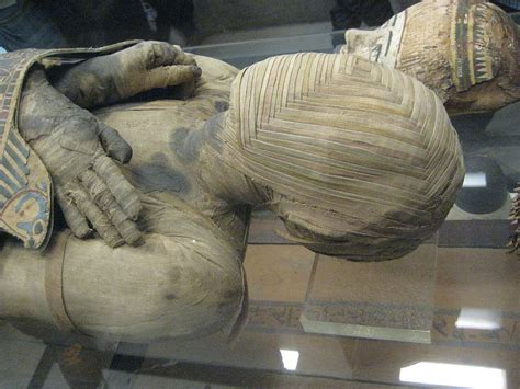 by mummy mummification in ancient egypt started 1 500 years earlier
