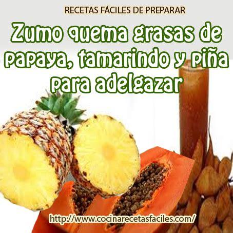 q proteinas tiene la papaya zumo quema grasa de papaya tamarindo y pi 241 a para