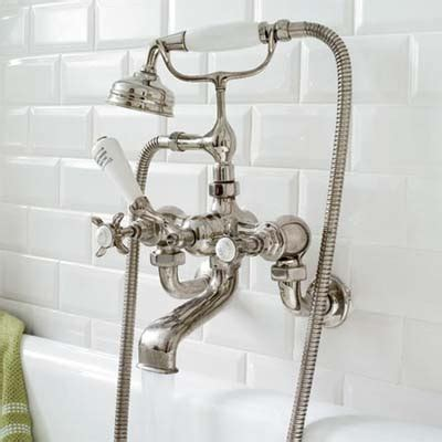 1920s bathroom fixtures tub filler bath gets a classic redo 1920s style this