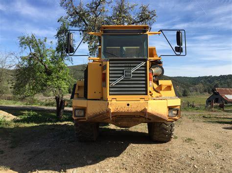 volvo ac haul truck pacific coast iron  heavy equipment dealer