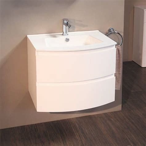 bathroom sink drawer unit 163 209 95 voss 620 wall mounted vanity drawer unit and basin