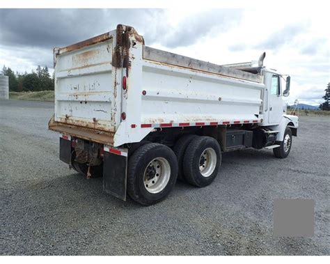volvo heavy duty trucks for sale 1996 volvo wg64 heavy duty dump truck for sale idaho