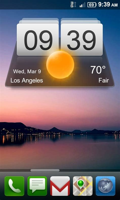 weather widgets for android miui weather app for android alternative for weather widget talkandroid