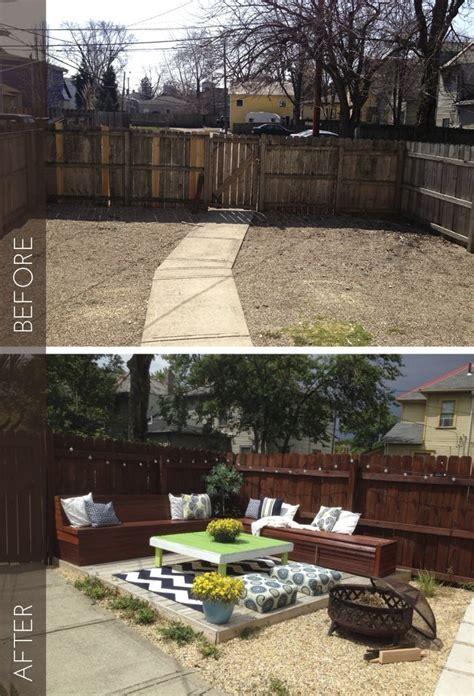 transform backyard diy ify 8 diy ideas to transform a dull backyard or patio