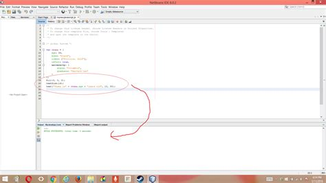 js write to console netbeans how to print to console using javascript