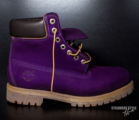 25 best ideas about purple timberland boots on