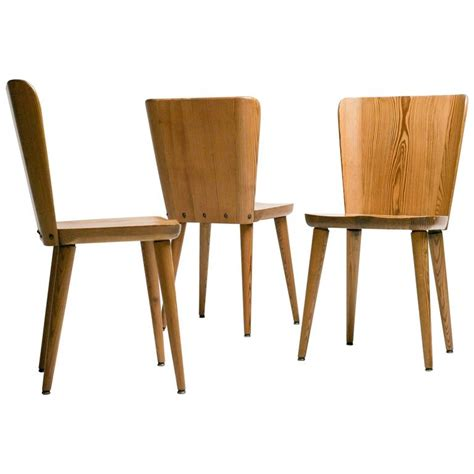 Swedish Chairs by Mid Century Swedish Chairs In Pine Modern