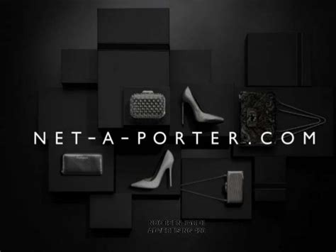 Explore Net A Porter by Net A Porter Presentation For Advertising 420
