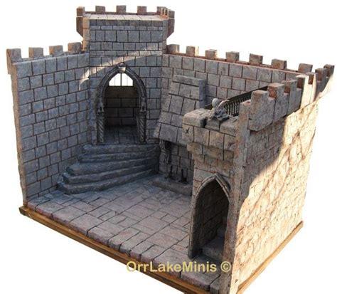 castle styrofoam block home 40 best miniature castle ideas images on pinterest