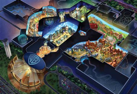 wb themed games level 5 gotham in abu dhabi warner bros world opens in uae al