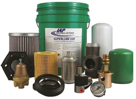 rotary air compressor parts industrial air power