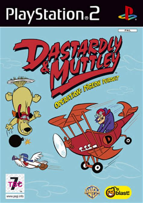 doodle ps2 owsley and more dastardly muttley