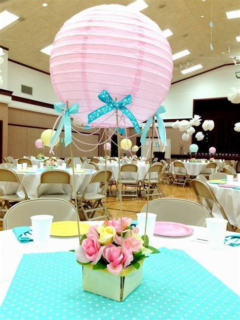 para centros de mesa de baby shower bautizo 85 00 en mercadolibre 7 centros de mesa para baby shower
