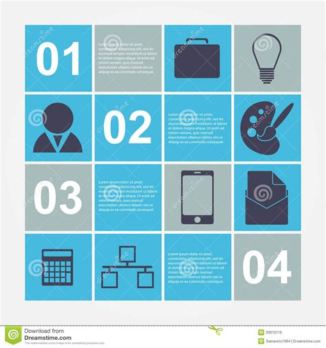 modern design elements modern infographic design elements royalty free stock