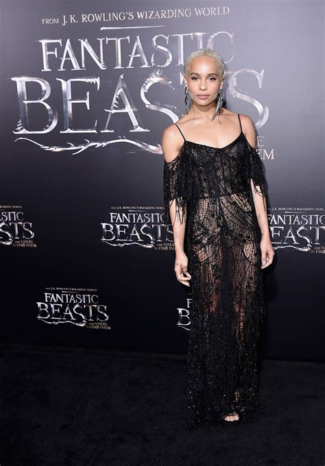 zoe kravitz on fantastic beasts zoe kravitz in fantastic beasts and where to find them
