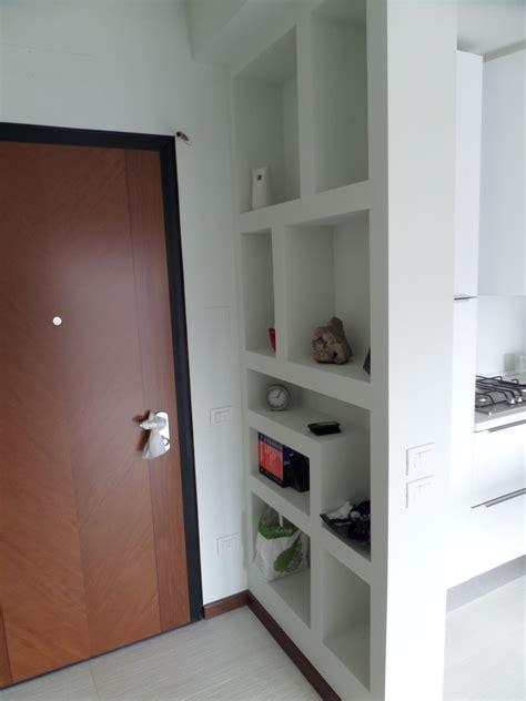 cartongesso ingresso cucina in muratura per esterno bricoman