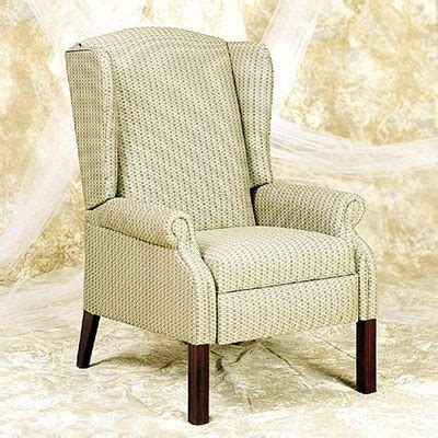 high leg wingback recliner products