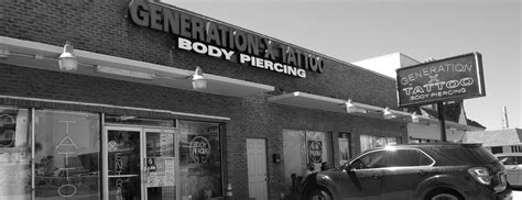 tattoo shops daytona beach welcome to generation x the original daytona