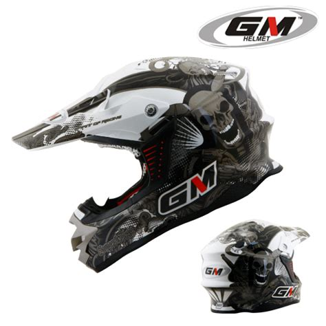 Pasaran Helm Cross Gm helm gm supercross rapid pabrikhelm jual helm murah