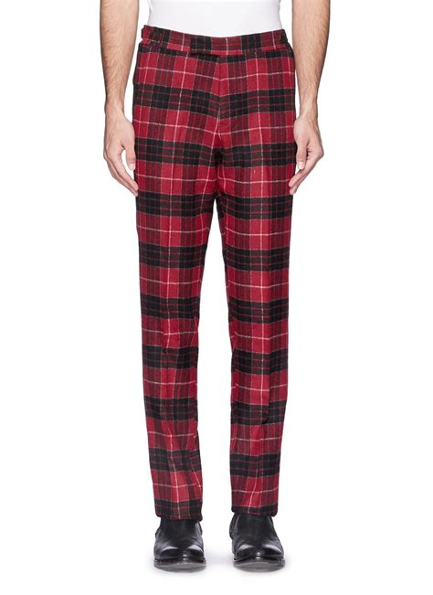 Kemeja Flannel Tartan 5 Colour ovadia and sons tartan plaid flannel in for multi colour lyst