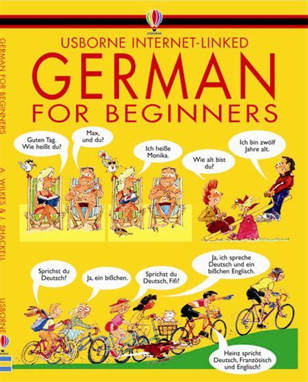 german for beginners at usborne children s books
