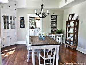 Vintage Dining Room Our Vintage Home Love Dining Room Table
