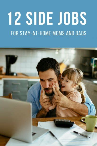 side jobs 12 side jobs for stay at home moms and dads