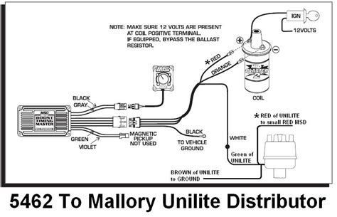 mallory ignition wiring diagram b2network co
