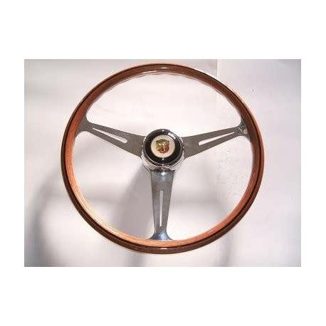 volante legno volante abarth in legno con razze cromate capasso ricambi