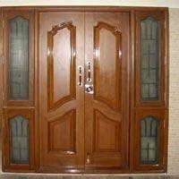 Wood Door Manufacturers by Wooden Doors Manufacturers Suppliers Exporters In India