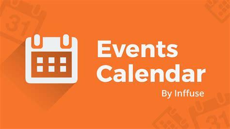 Events Calendar Events Calendar Display A Beautiful Events Calendar