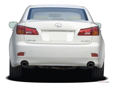 sporty lexus 4 door image 2006 lexus is 250 4 door sport sedan auto rear