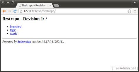 setup ubuntu svn server how to install and configure svn server on ubuntu linuxmint