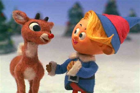 hermie rudolph the red nosed reindeer get cozy with these 5 jolly rankin bass