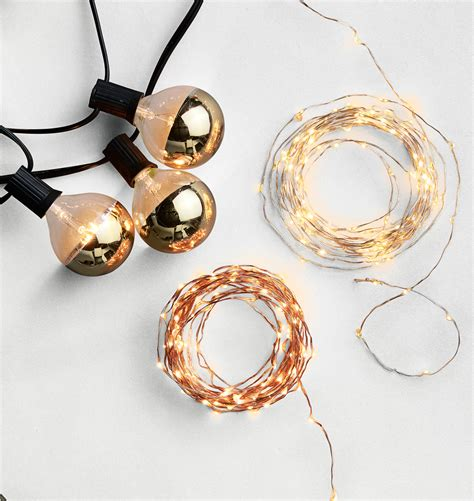 20 bulb string lights 20 gold bulb string lights rejuvenation