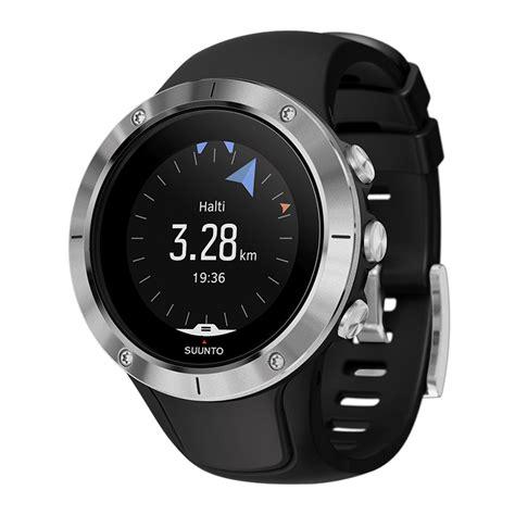 Jam Tangan Mewah Suunto Spartan Trainer Blue Hr Smartwatch Original buy suunto spartan trainer wrist hr gps steel