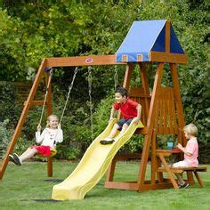 fargo swing set 100 buy chad valley 9ft wavy slide at argos co uk your