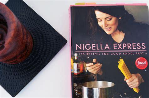 nigella express cookbook spotlight nigella lawson