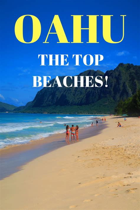 best in honolulu the best beaches in honolulu oahu hawaii travel guide