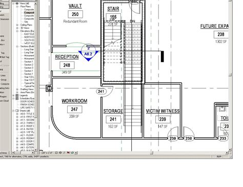 staircase floor plan revitcity com why am i seeing the stairs through the floor