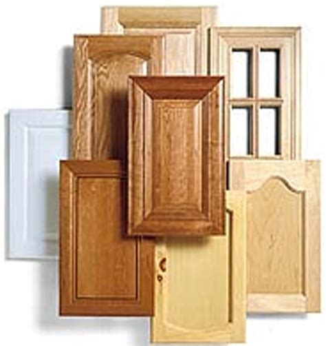 kitchen cabinet door types kitchen cabinets doors the actual types plus the style
