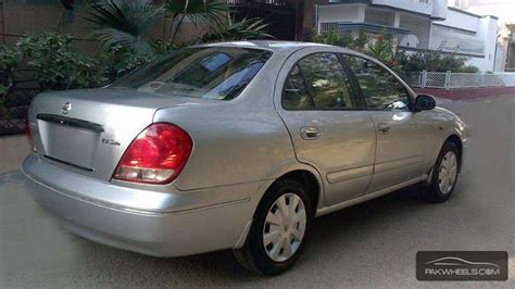 nissan sunny 2005 nissan sunny ex saloon 1 3 cng 2005 for sale in karachi