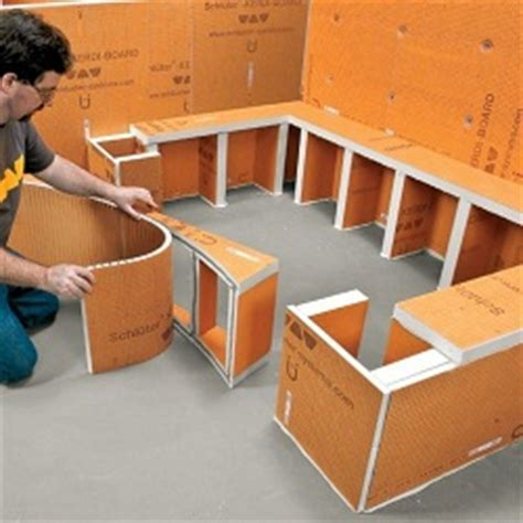 Schluter® KERDI Waterproofing Systems   Tampa Flooring Company